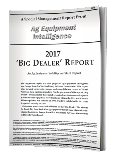 Big Dealer Report