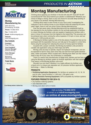 Montag Manufacturing PIA 2014