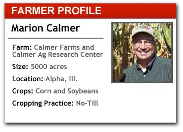 Marion Calmer farmer profile