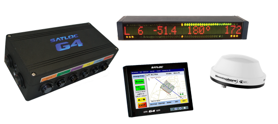 Satloc G4 Aerial Guidance System