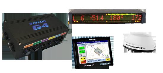 Satloc G4 Aerial Guidance System