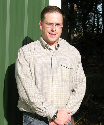 Chad Elmore, Managing Editor of Precision Farming Dealer