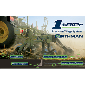 The Orthman 1tRIPr® from Orthman Manufacturing