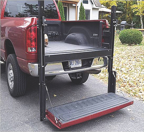 Ultra Fab Handy Gate Tailgate Lift Farm Equipment