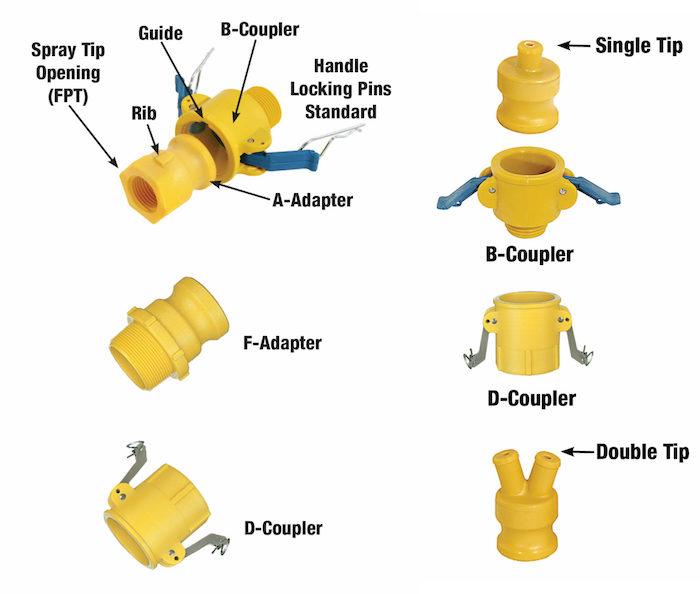 Bee Valve sprayer components_0617 copy