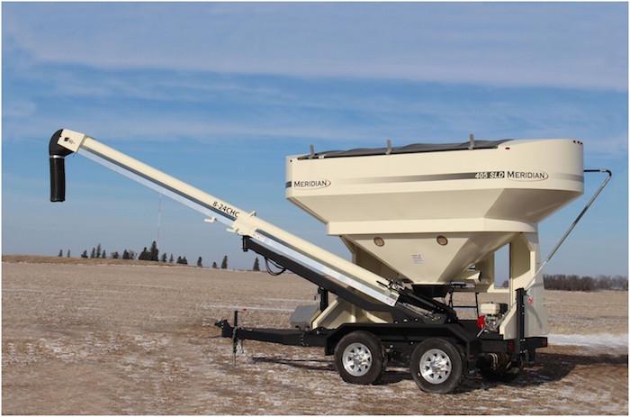Meridian Mfg  405 SLD Seed Tender   Farm Equipment
