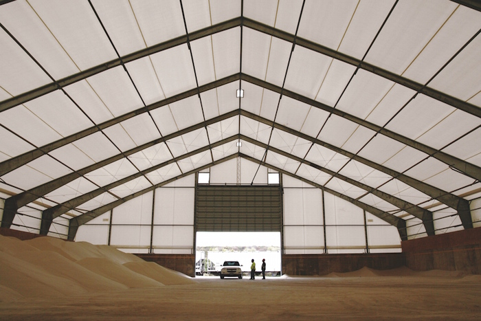 Legacy Building Solutions Rigid Frame Fabric Buildings
