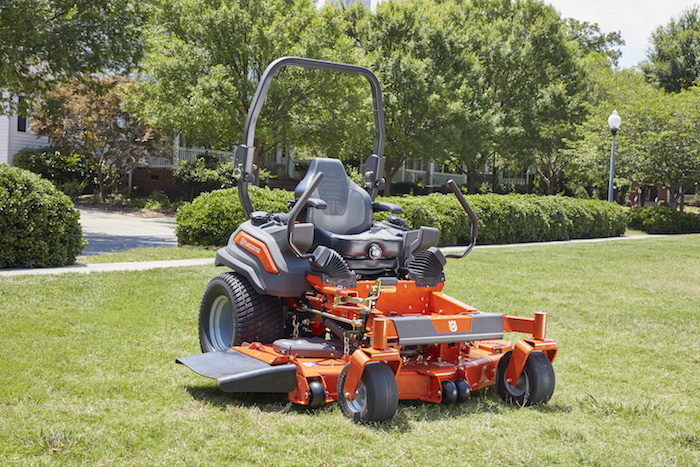 Husqvarna Z500 Zero Turn Mower Farm Equipment Publication