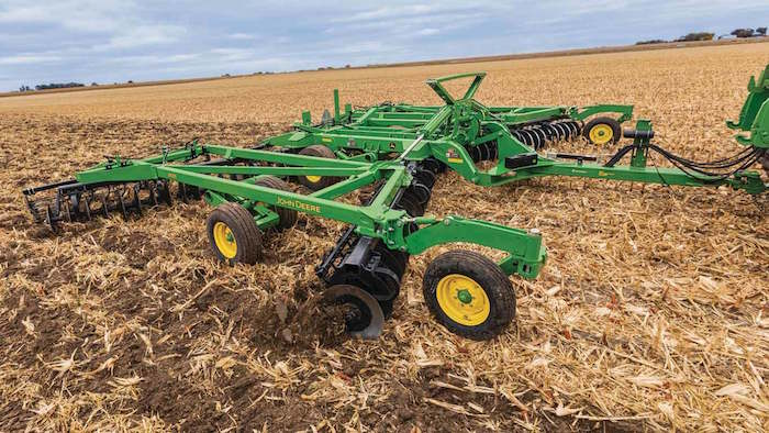 john deere 2630 series implements