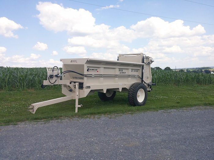 Lanco High Output Spreaders