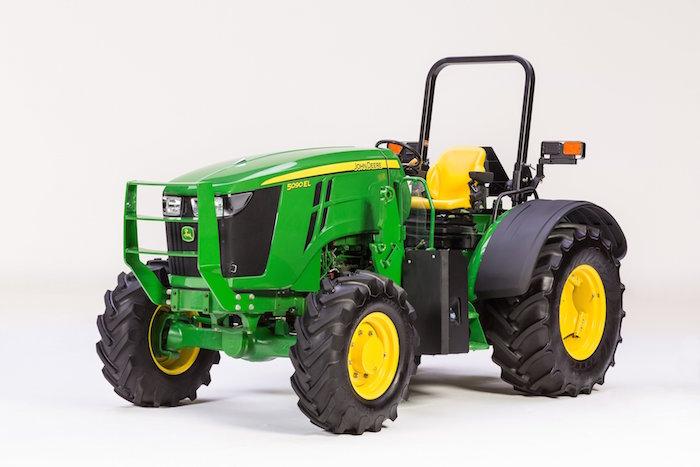 Low Profile Tractor : John deere el low profile tractor farm equipment