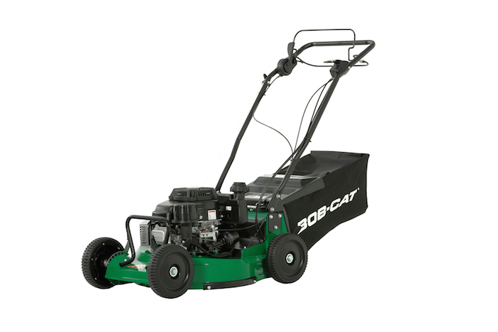 Bob Cat 21 Inch Commercial Walk Behind Mower Farm