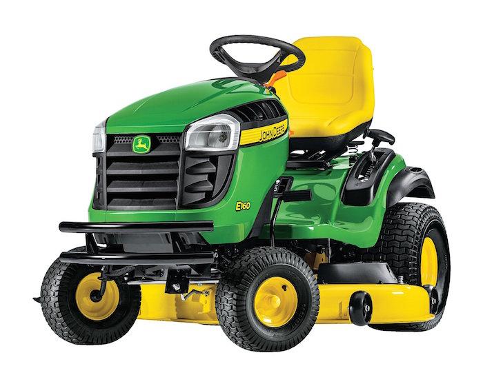 John Deere 100 Series >> John Deere 100 Series Lawn Tractors 2018 03 22 Farm Equipment