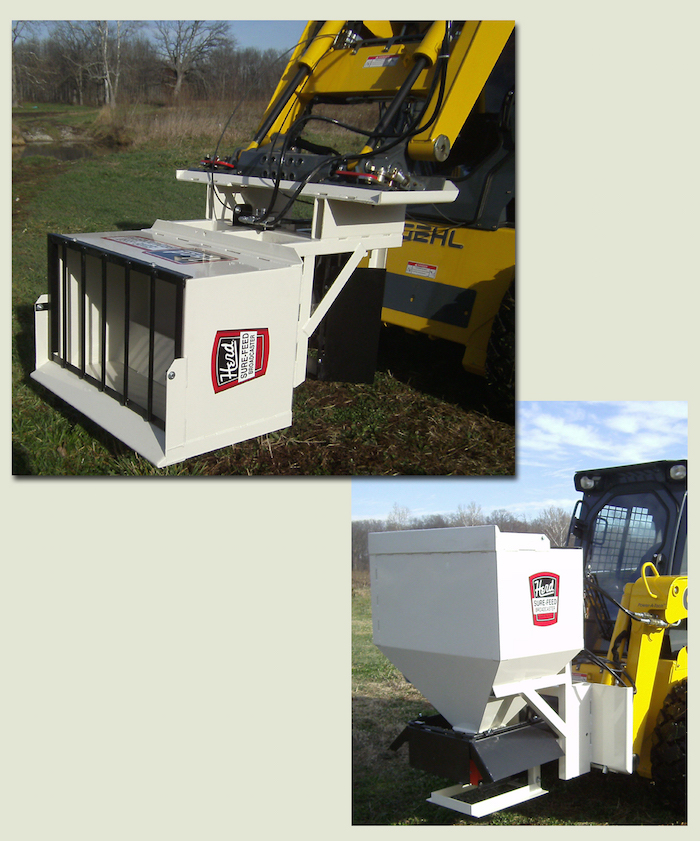 Kasco Mfg. Skid Steer Mounted Scoop and Spreader_0518 copy