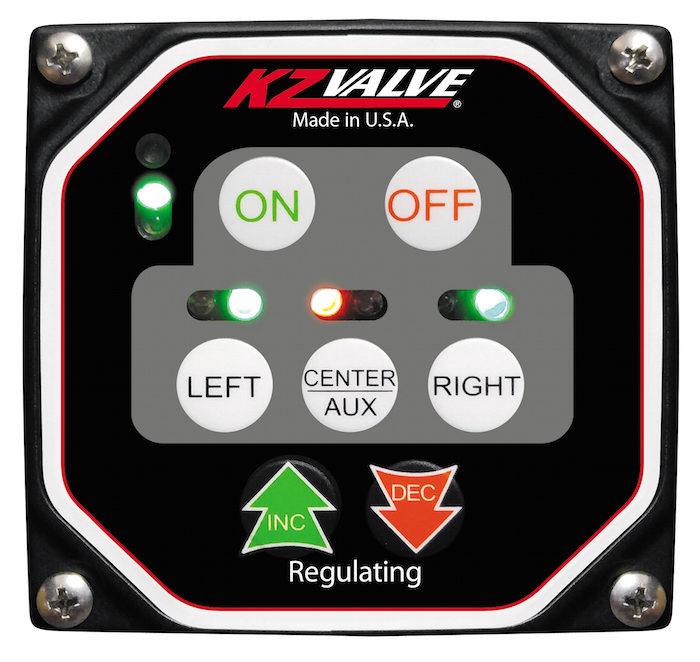 KZValve SC-25 waterproof smart control copy