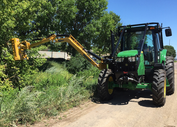 Tiger Boom Mowers For Sale - Best Picture Tiger In The World