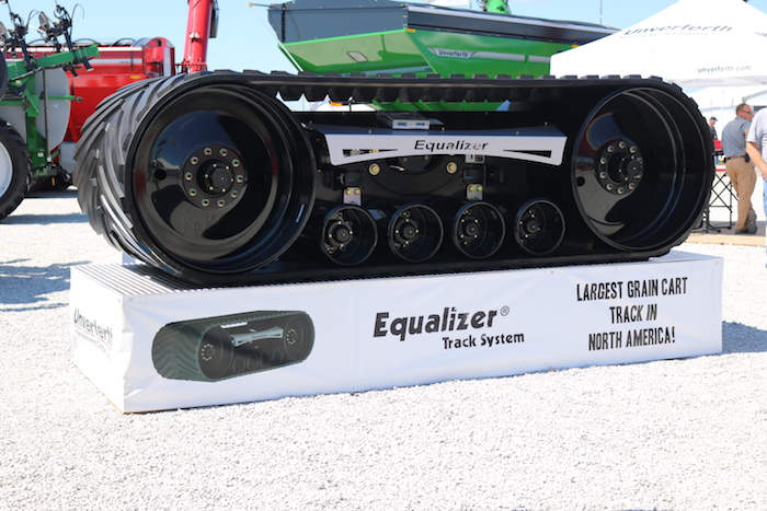 Unverferth Mfg. Co. Inc. 50 Inch Equalizer Tracks_1118 copy