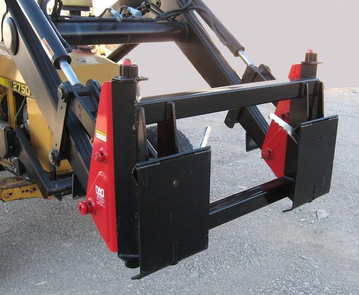 Worksaver Westendorf Loader Adapters | Farm Equipment