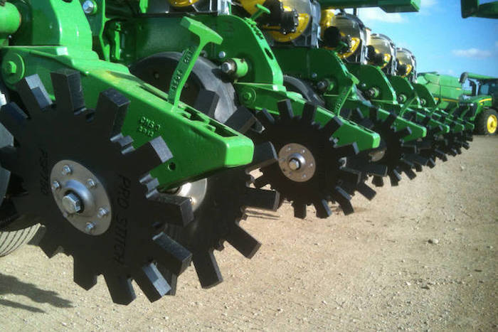 Pro Stitch Closing Wheel For Planters Farm Equipment Publication