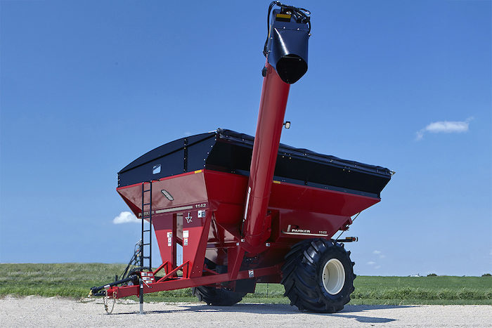Unverferth Mfg. Co. Inc. Parker 42 Series Grain Carts_0918 copy