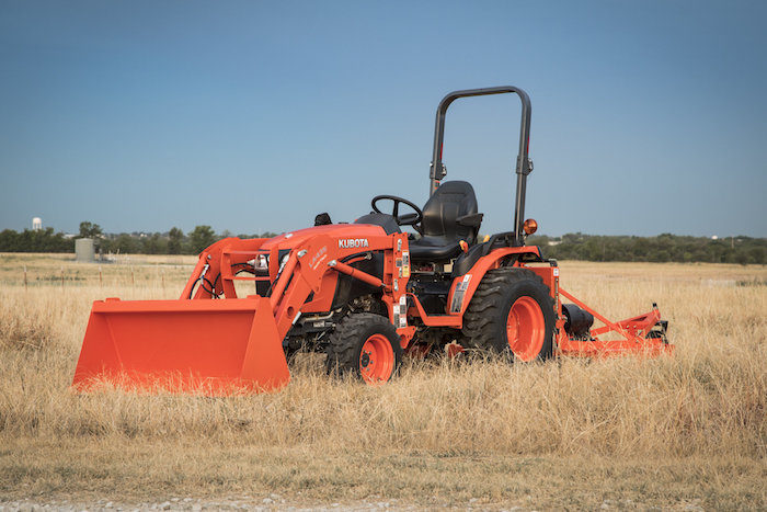 Kubota  B01 SeriesCompact Tractors_0419 copy