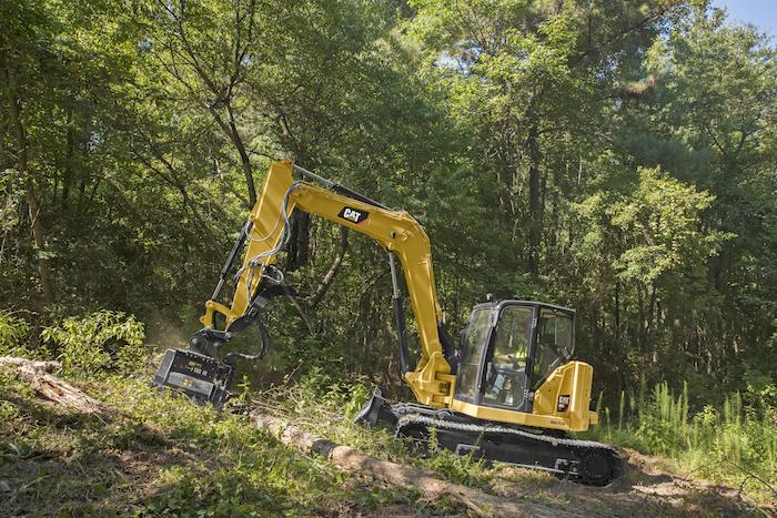 Caterpillar Next Generation Mini Excavators   Farm Equipment