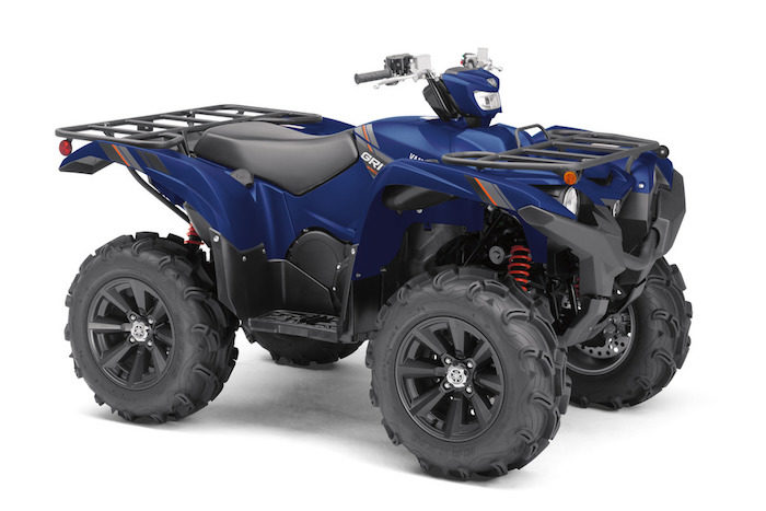 Yamaha Grizzly SE ATV_0119 copy