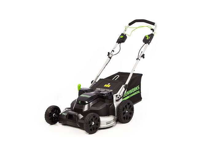 Greenworks commercial GMS 250 mower_0719 copy