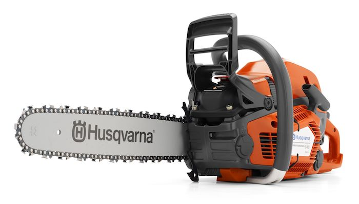 Husqvarna 550 XP Mark II and 545 Mark II cahinsaws_0719 copy