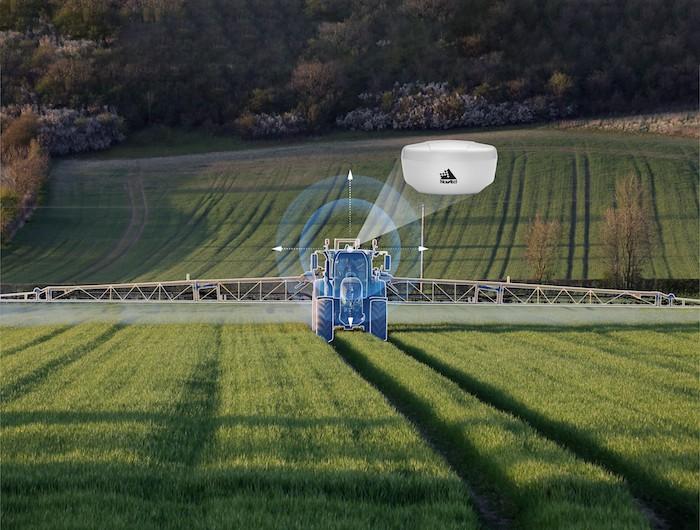 NovAtel SMART2 Antennas | Farm Equipment