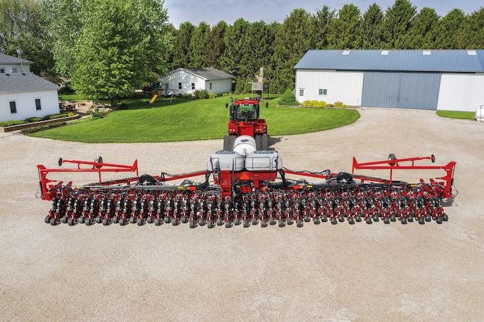 case ih2160 Early Riser Planter_0719  copy