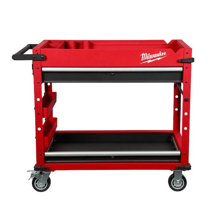 Milwaukee 40 Inch Steel Work Cart_0519 copy