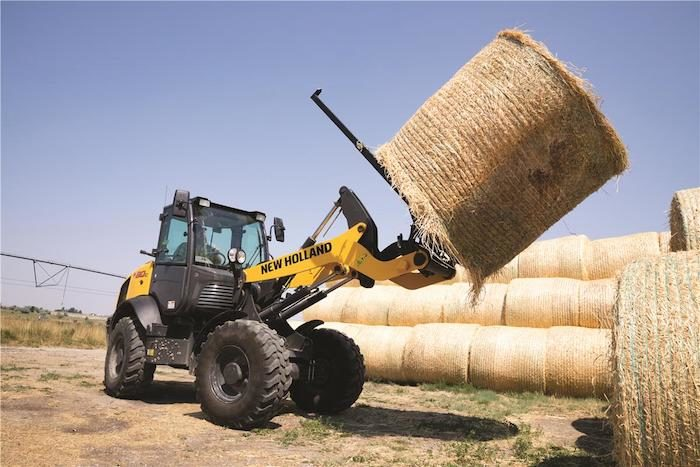 New Holland W80C HS Compact Wheel Loader_0519 copy