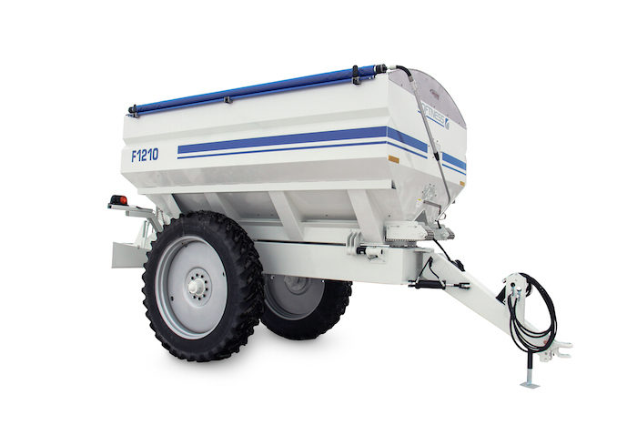 Loftness FB1210 12-Ton Fertilizer Spreader and L1230 12-Ton Lime/Fertilizer Spreader_0319  copy