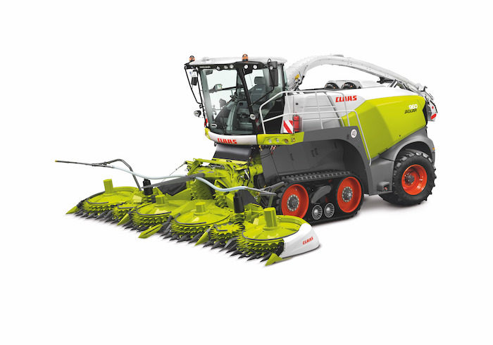 ClaasJAGUAR 900 Series Forage Harvester_0420