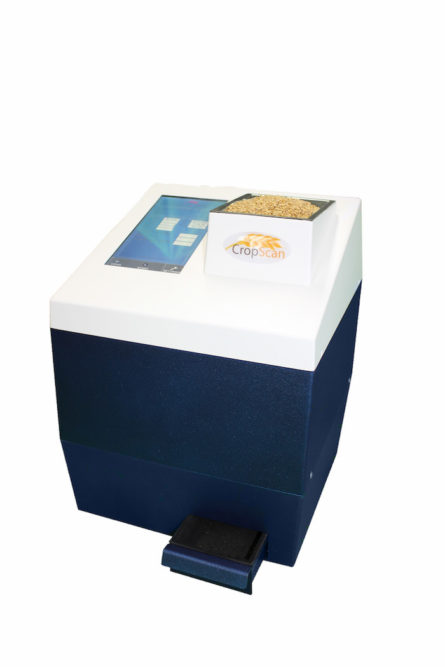 Next Instruments CropScan 3000BT Whole Grain Analyzer with Test Weight Module_0420 copy