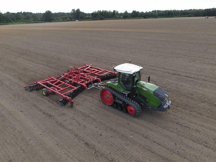 AGCO Fendt 900 Vario MT Track Tractors