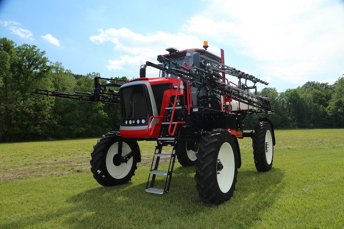 Equipment Technologies Apache AS650 Sprayer
