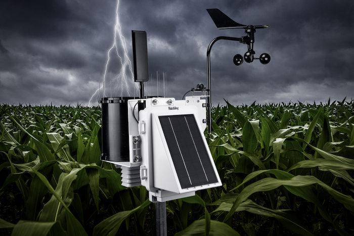 Spectrum Technologies Inc. WatchDog 3000 Series Wireless Station_1220 copy