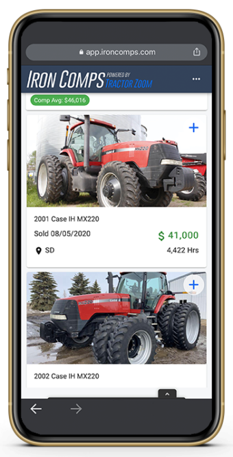 Tractor Zoom Iron Comps Insights_1220 copy 2