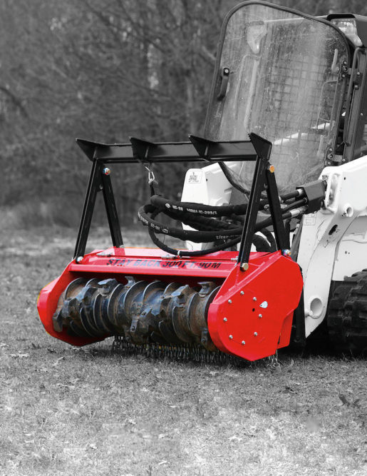 Fecon Low-Flow Mulcher Head for Skid Steer Loaders_0120 copy