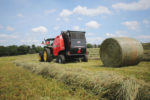 Kuhn North America Inc. KUHN VB 560 5 x 6 Round Baler_1120 copy