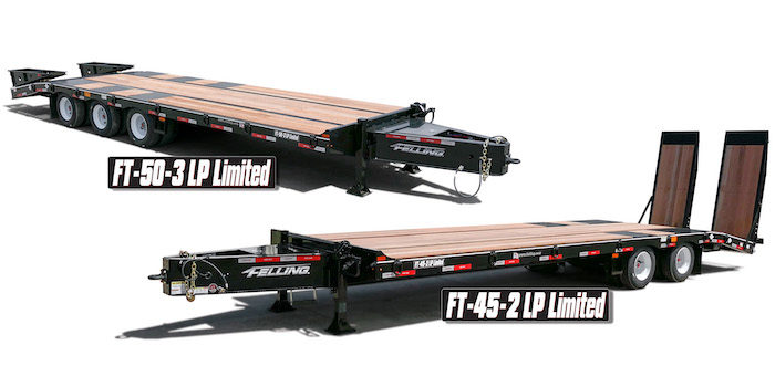 Felling Trailers Inc. Low Pro Limited Deck-Over Tag Trailer_1020 copy