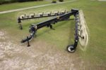 FlexRake LLC FlexRake Hay Rake with Baler Attachment_0320 copy