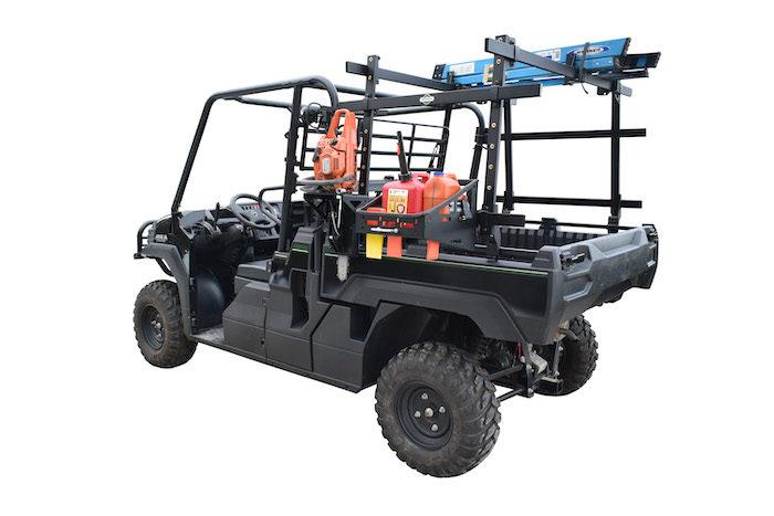 Artillian Tractor LLC Modular UTV Bed Mounted Tool Storage and Transport System_0421 copy