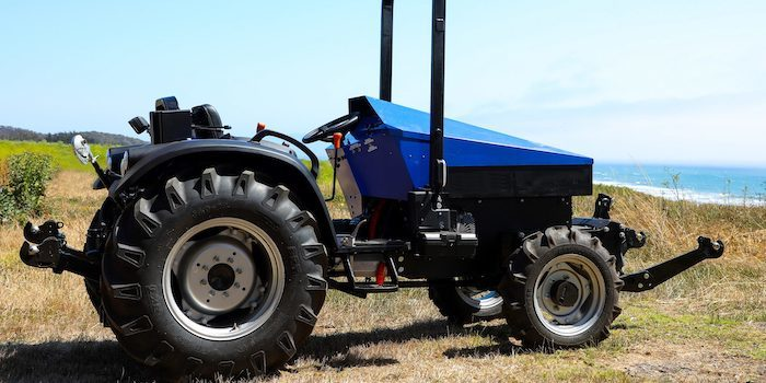Solectrac e70N (Narrow) Electric Tractor_0821 copy