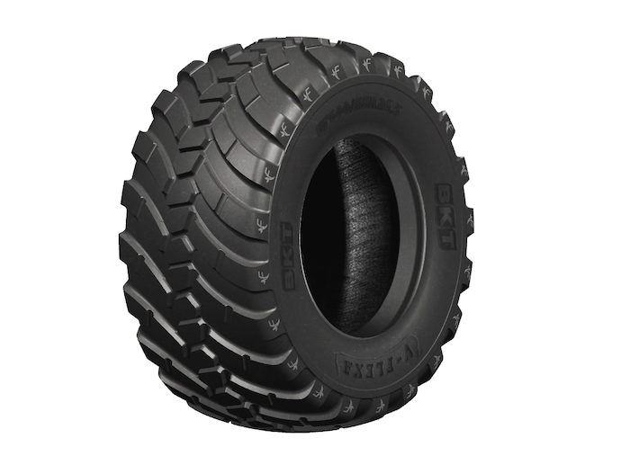BKT V-Flexa Agricultural Trailer Flotation Tire_0221 copy