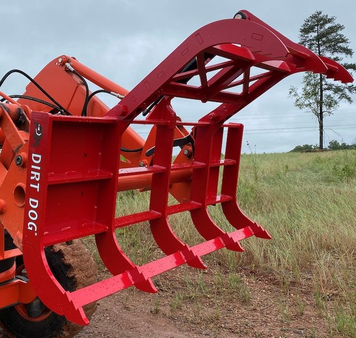Dirt Dog Mfg. CAGGR50 Compact Ag Grapple _0121 copy