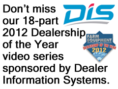 2012 Dealership of the Year Button