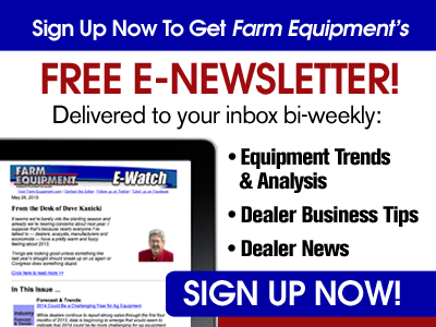 Farm Equipment Ewatch